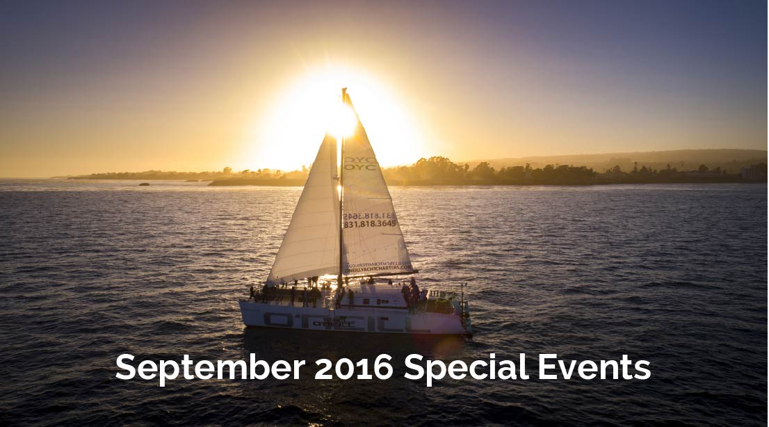 September 2016 Special Events